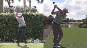 square to square driver swing steve stricker synced driver golf swing face on dtl reg slow