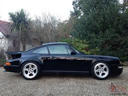 porsche ruf ctr3 911 3 2 ruf ctr evocation 1985 manual black on black