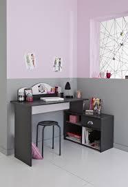 bureau enfant d angle bureau enfant contemporain gris ombre pop bureau