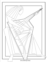 abstract coloring pages s mac u0027s place to be