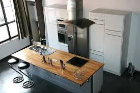 ilots central de cuisine dimension ilot central cuisine idées décoration intérieure