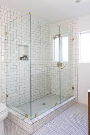 Tile A Bathroom Shower White Shower Floor Tile How To Clean White Shower Floor Tiles