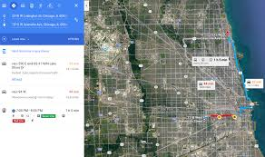 Chicago Google Map by Jessica Biel U2013 Who Do You Think You Are U2013 U201clore Legend Or Lies