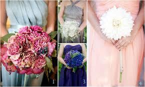 wedding flowers budget spending budget friendly stunning bridesmaids bouquets decor