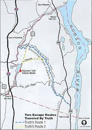Ferris State University Map by Sojourner Truth In Ulster County