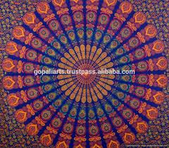 Bedroom Tapestry Wall Hangings Indian Hippy Mandala Wall Hanging Tapestry Throw Bedspread Dorm