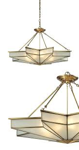 sausalito 25 wide silver gold pendant light delight your sophisticated living space with this stunning art deco