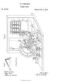 patent us3851326 purse alarm google patents drawing wiring
