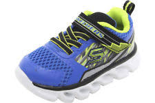 Lime Lights Shoes Skechers S Lights Hypno Flash Tremblers Blue Lime Sneakers Shoes 6