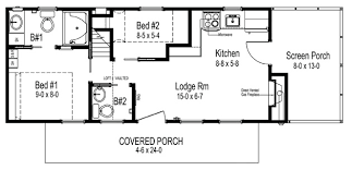 2 bedroom park model homes eco cottage archives cavco park models