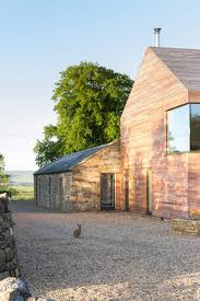 barn like homes richard pender and dan kerr combine local materials at self built