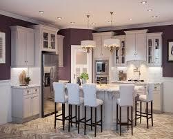 dove grey shaker rta cabinets