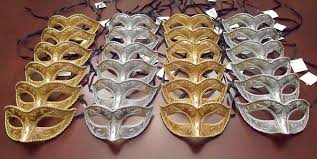 masquerade masks in bulk masquerade mask party pack