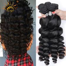 Inexpensive Human Hair Extensions by Indian Curly Virgin Hair Deep Wave Human Hair Extension