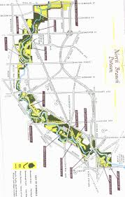 Chicago Bike Map by Chicago River Paddling Fishing