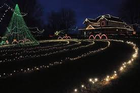 houses of light facebook 12 houses in ohio with the best christmas decorations