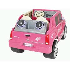 pink corvette power wheels power wheels cadillac hybrid escalade ext 12 volt ride on