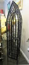 sold vintage wrought iron
