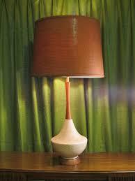 Midcentury Modern Lamps - mid century modern lamp shade u2014 furniture ideas making mid