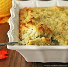 a thanksgiving must make southern cornbread dressing
