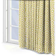 Saffron Curtains Prestigious Textiles Hex Saffron Curtain Blinds Direct