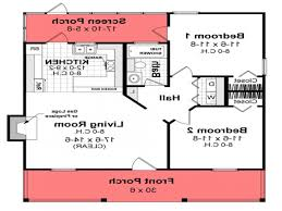 800 Sq Ft Floor Plans Home Design 4 Bedroom House Plan In 1400 Square Feet