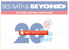 Bed Bath N Beyond Coupon Coupons For Bed Bath Beyond 2 And You Can Use A Bunch Of U0027em
