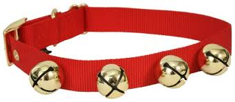 premier jingle bell collar large co uk pet supplies