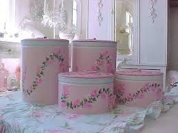 564 best vintage kitchen canister sets images on pinterest