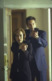 Home X Files by The X Files Screen Grab Archive Promo Images Mulder And Scully 3