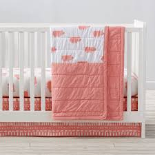 crib bedding for girls on sale girls crib bedding sets the land of nod