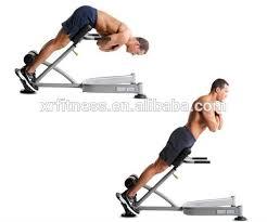 Chair Gym Com 45 Degree Back Extension Fitness Machine Xw8837 Roman Chair Gym