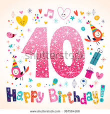 happy birthday kids greeting card stock vector 464250818