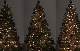 restring christmas tree lights 3 ways to light the christmas tree porch advice