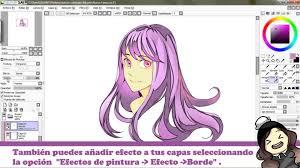 anime hairstyles tutorial tutorial pelo al estilo manga anime hair tutorial manga anime