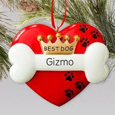personalized pet ornaments for giftsforyounow