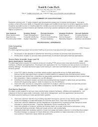 Subway Job Description For Resume by Resume Todd B Colin