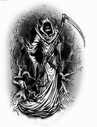 gallery grim reaper meaning drawing gallery
