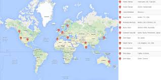 Greece World Map by Announcing Our Global Researchers Where In The World Are You