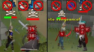 Challenge Properly Doing The Style Pking Challenge Properly Osrs