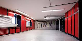 Garage Interior Color Schemes Modern Garage Cabinets U2014 Jen U0026 Joes Design How To Bulid Wall