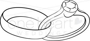 linked wedding rings linked rings clipart wedding ring clipart