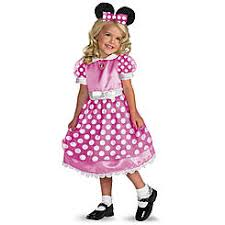 Toddler 2t Halloween Costumes Size 2t Disney Baby U0026 Toddler Halloween Costumes Minnie Mouse Kmart