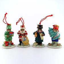 ornaments set a royal doulton bunnykins seaway china