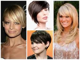 best bangs for a long face shape hair world magazine