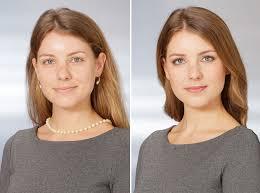 Frisur Lange Haare Bewerbungsfoto by Warum Für Professionelle Fotos Eine Visagistin Notwendig Ist