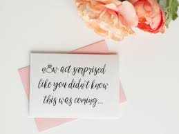 in bridesmaid card set of 6 will you be my bridesmaid cards now act surprised