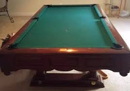 brunswick used pool tables used pro 8 brunswick prestige pool table chesapeake billiards