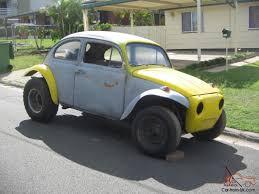 Volkswagen Beetle Bugeye Baja