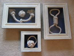 nautical knots home decor two important points of nautical home